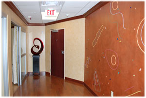 Acupuncture and Holistic Health Entrance Hallway