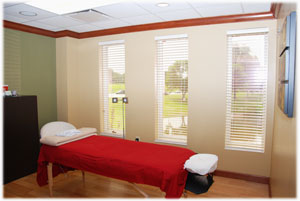 Acupuncture and Holistic Health Treatment Room